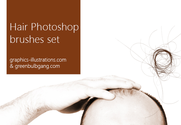 feature post image for Hair Photoshop brushes