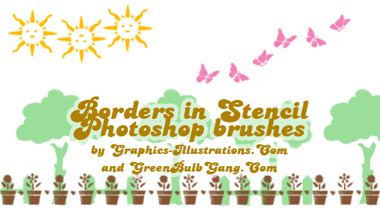 photoshop brushes borders. Photoshop brush: Borders in