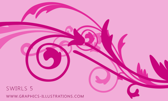 feature post image for A Brand New Photoshop Brushes Set - Swirls 5.0