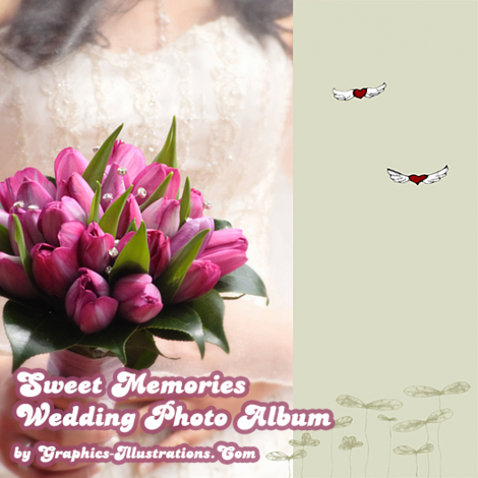 Photoshop Wedding Album Template Buy Photoshop brushes Digital Stamps and