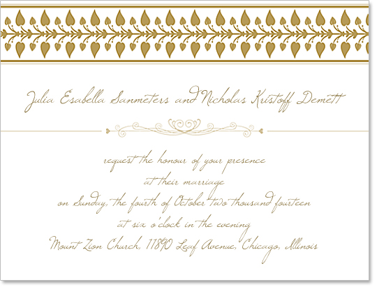 feature post image for Wedding Invitation Template Design [Free Download]
