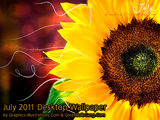 wallpaper 2011 desktop free download. Free Download: July 2011