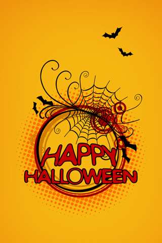 Halloween Wallpaper (iPhone 3/4/4s)