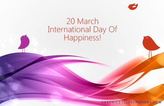 feature post image for International Day of Happiness!