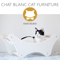 Chat Blanc Cat Furniture